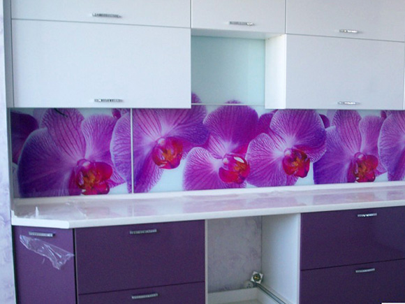 Кухонный гарнитур «Орхидея»